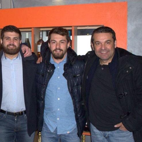 La team GARCIA